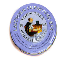 Town Talk Lavender Furniture Wax