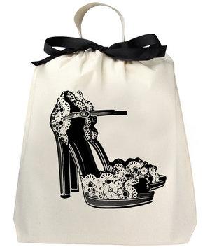 Bag-all Floral High Heel Organizing bag