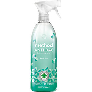 Method Anti-bac Bathroom Cleaner Water Mint