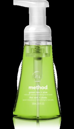 Method Foaming Handwash Green Tea Aloe