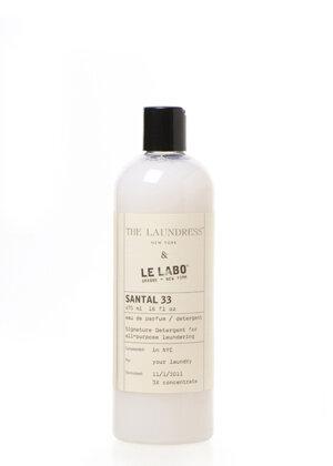 The Laundress & Le Labo Santal 33 Signature Detergent