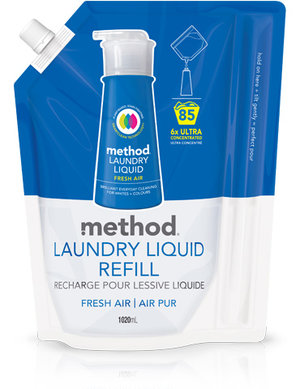 Method Laundry Liquid Refill